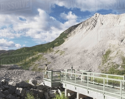 Frank Slide - On April 29, 1903, 110 million tonnes of rock crashed on the town of Frank. Get first-hand accounts of Canada's deadliest rockslide.